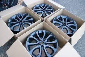 nissan juke qatar review 4 x genuine original nissan juke 17 u0026 034 alloy wheel finished in