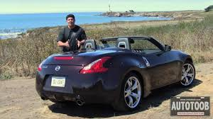 nissan 370z convertible for sale 2010 nissan 370z roadster youtube