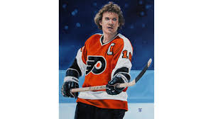 Michael Duncan Clark Bench Press Bobby Clarke 100 Greatest Nhl Players