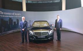 mercedes s600 maybach price mercedes maybach s600 guard launched in india price starts at rs