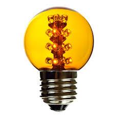 yellow led light bulbs candy apple red g50 led globe light bulb e27 medium base