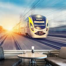 papier peint de bureau à grande vitesse papier peint transport ferroviaire papier peint