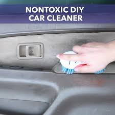 home products to clean car interior clean your car s interior with this easy to make nontoxic spray