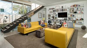 20 gorgeous yellow sofa living room home design lover