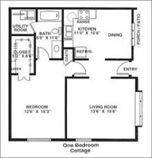 One Bedroom House Floor Plans 609 Anderson One Bedroom E 600 Square Feet U2026 Pinteres U2026