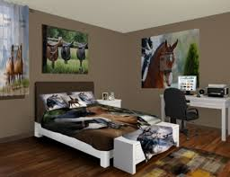 Horse Themed Home Decor 26 Equestrian Themed Bedrooms For Horse Crazy Girls Of All Ages