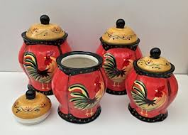 tuscan style kitchen canisters latest ceramic kitchen canisters