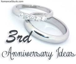 3rd anniversary gift ideas for 5th anniversary ideas romancefromtheheart