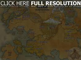 Clu Campus Map Daggerfall Map World Map Wall