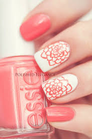 37 wonderful coral nail art designs best pictures