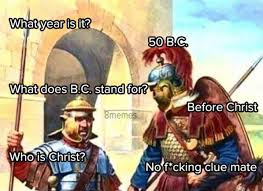 dopl3r com memes year fs it 50 b c what does b c stand for