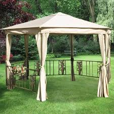 Canopy For Backyard by Meijer Gazebo Replacement Canopy Cover Garden Winds