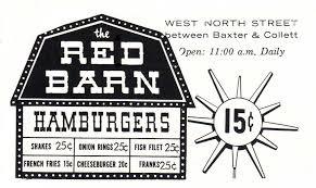 Red Barn Restaurant The Red Barn Hamburgers In Lima Ohio 1967 Patricksmercy Flickr