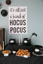 how to throw a hocus pocus halloween party so festive