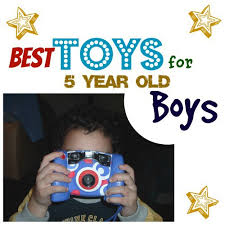best toys for 5 year boys