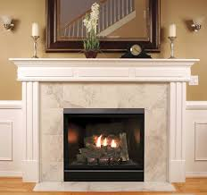 Direct Vent Fireplace Insert by White Mountain Hearth 36 Tahoe Deluxe Clean Face Fireplace