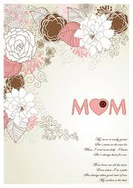 mothers day card templates greeting card builder
