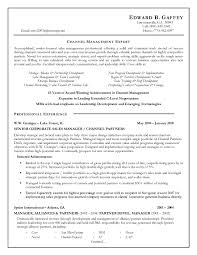 Resume Sample Sales Executive by Sales Manager Resume Samples Best Free Resume Collection