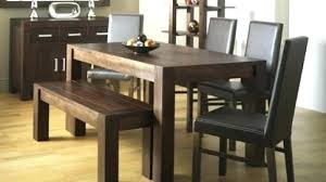 Dining Room Table Bench Dining Room Furniture With Bench Amazing Dining Table Set With