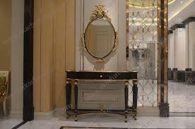 wall mounted console table wholesale palace lobby baroque wall mounted console table to 028