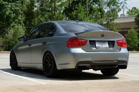 matte grey bmw matte frozen grey e90 wrap