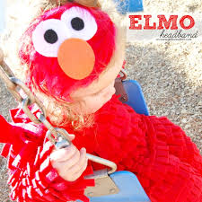 Elmo Halloween Costumes Diy Sew Elmo Halloween Costume Loves Glam