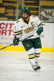 amanda pelkey vt u0027s most talented hockey player ends college
