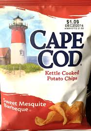 rating cape cod u2013 sweet mesquite barbeque potato chips chip review