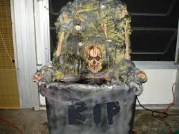 Backyard Haunted House Ideas 10 Terrifying Diy Props For Your Haunted House
