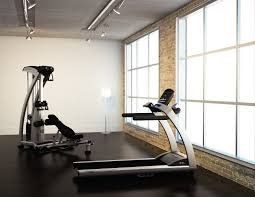 Home Gym Decorating Ideas Photos Wonderful Grey White Wood Unique Design Interior Small Home Gym