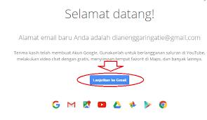 buat akun google bru daftar dan buat email baru