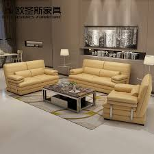 New Leather Sofas 2017 New Design Italy Modern Leather Sofa Soft Comfortable