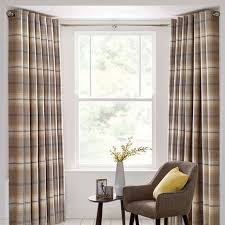 Chunky Wooden Curtain Poles Curtain Poles Wooden U0026 Metal Curtain Poles Dunelm