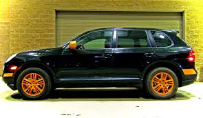 Porsche Cayenne Lifted - 2010 porsche cayenne transsyberia first drive review
