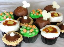 Thanksgiving Dinner Cupcakes A Sweet Cake Search Results Cupcakes