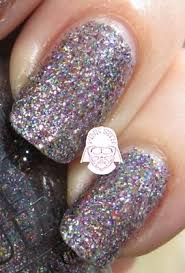 have you tried this super easy way to remove glitter nail polish