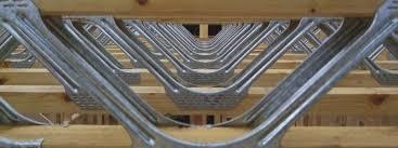 travetto tralicciato travetto in legno in metallo tralicciato posi joists mitek