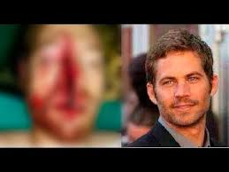 paul walker shocking photos after car accident youtube