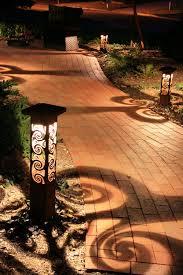 led light design fascinating led pathway lighting outdoor lights