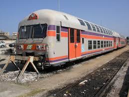 carrozze treni il treno nella storia le carrozze a due piani prima