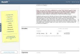 Resume Affiliations Create Resume Online And Share It Using Slashcv