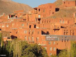 adobe pueblo houses adobe homes mountain village stock photo getty images