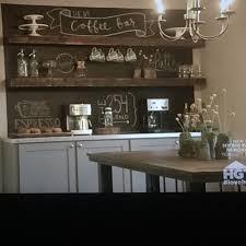 open shelving chalkboard wall in kitchen kitchen ideas