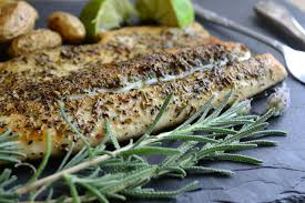herbes cuisine pan fried trout with herbes de provence the view from great island
