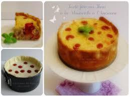 cuisiner le surimi tarte au thon et à la moutarde à l ancienne avec du surimi et