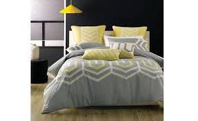 Yellow Grey And White Bedding Bedding Grey Yellow And White Bedding Yellow Bedding Target Grey