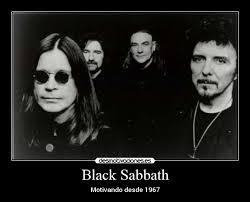 Black Sabbath Memes - black sabbath desmotivaciones