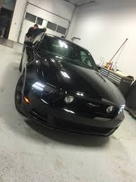 2014 Black Ford Mustang Stock 2014 Ford Mustang Gt Premium 1 4 Mile Trap Speeds 0 60