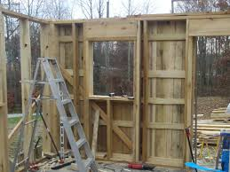 ideas about building a small wooden house free home designs