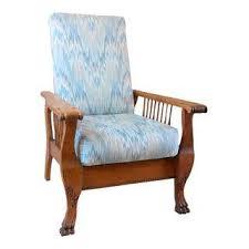 vintage u0026 used mission club chairs chairish